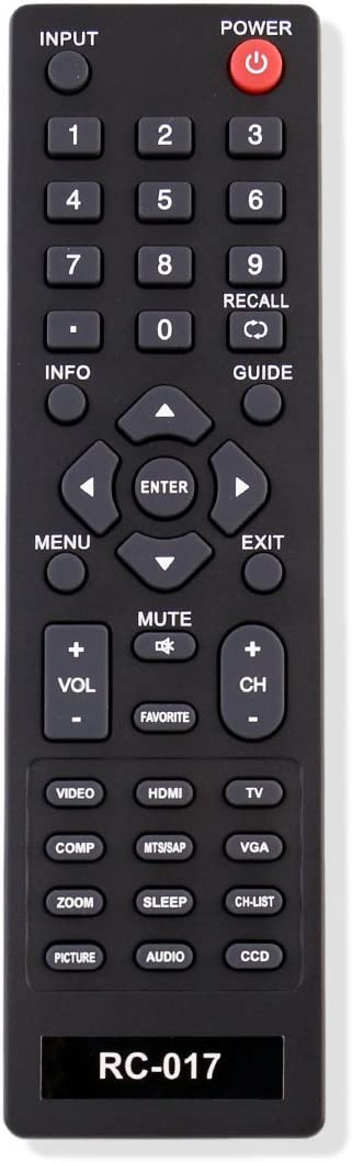 New DX-RC02A-12 remote control fits for DYNEX 098GRABDUNEDYJ TV DX-15L150A11 DX-40L150A11 DX-46L150A11 DX-24E150A11 DX-26L100A13 DX-32L220A12 DX-32E250A12 DX-37L200A12 DXRC02A12 DX-40L130A11 DX-32L151