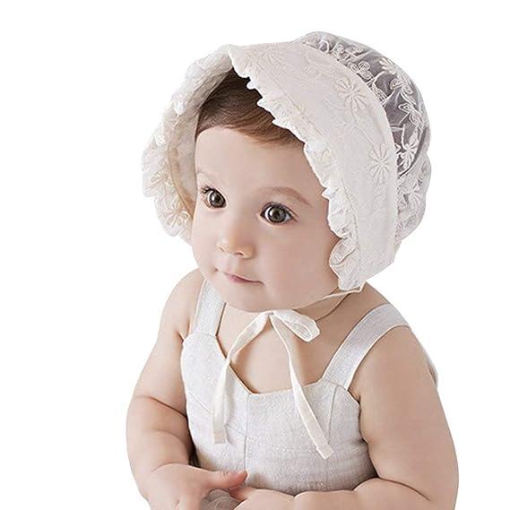 Sombrero para beb/é ni/ña talla /única