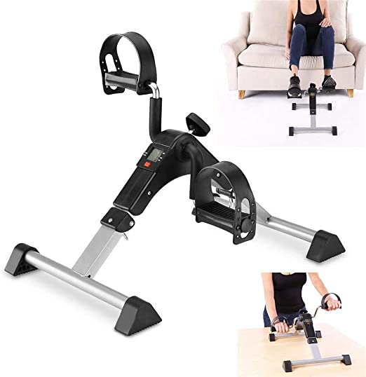 YOUGL Mini Bicicleta estática -Medical Exercise Bike Peddler Foot ...