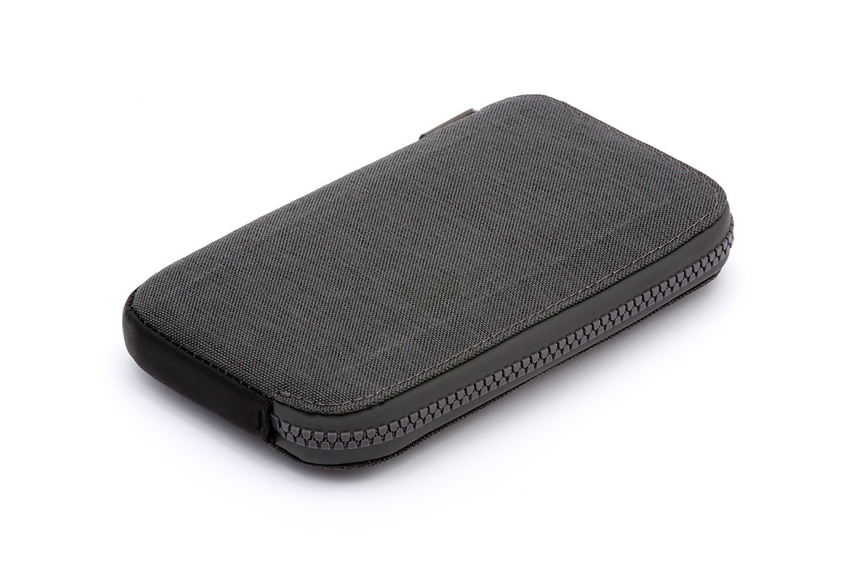 Bellroy All Conditions Phone Pocket Standard ウォレット B01JKYBEQK Charcoal Woven Charcoal Woven