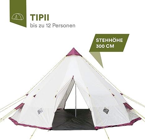grande tente 12 places