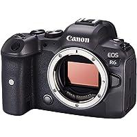 """Canon EOS R6 - Cámara de 20 MP (Pantalla de 3"""", Disparo silencioso a 20 fps1, ISO 102.400, Dual Pixel CMOS AF II) Negro"""