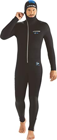 Cressi Diver Man Monpiece Wetsuit 7mm Traje de Buceo, Hombre