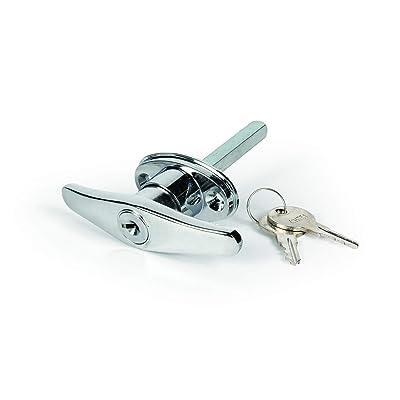 Camco 44393 T-Handle Lock: Automotive