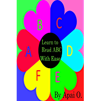 Learn How to Read Alphabet ABC with Ease + Narration - Children Book (English Edition)