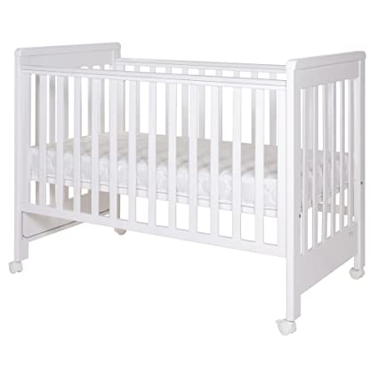 treppy 1136 Cuna, DREAMY Plus 2, 120 x 60, color blanco