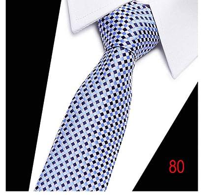 Corbatas Corbata Para Hombre Corbata De Seda Flaca Corbata Floral ...
