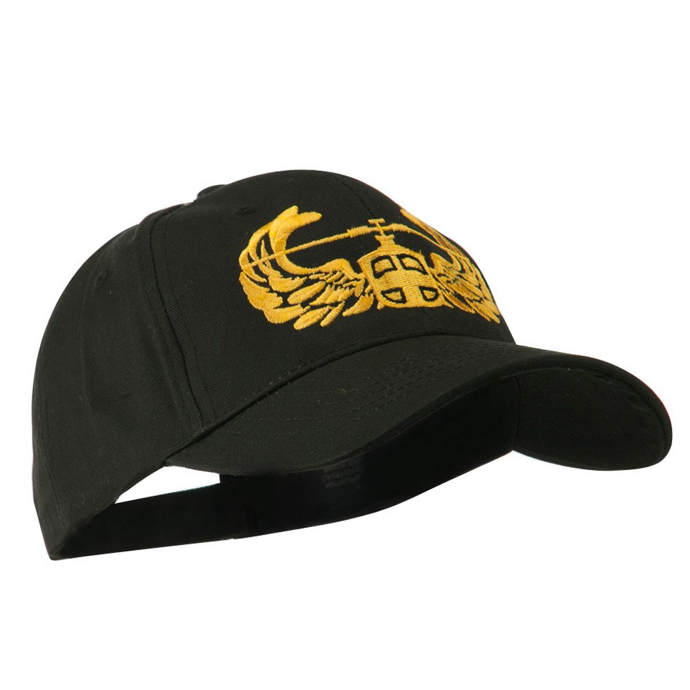 e4Hats.com Air Assault Air Force Badge Outline Embroidered Cap