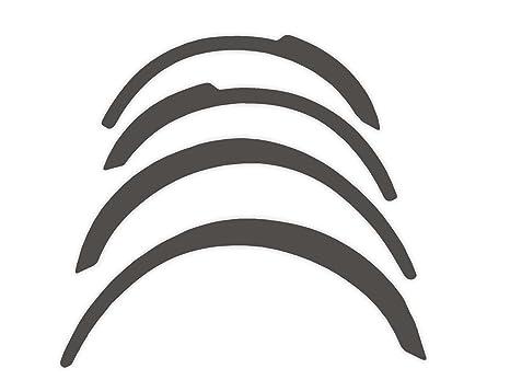 R.S.N. 289 para pintar, rueda arcos, Fender tapacubos extensiones, para óxido