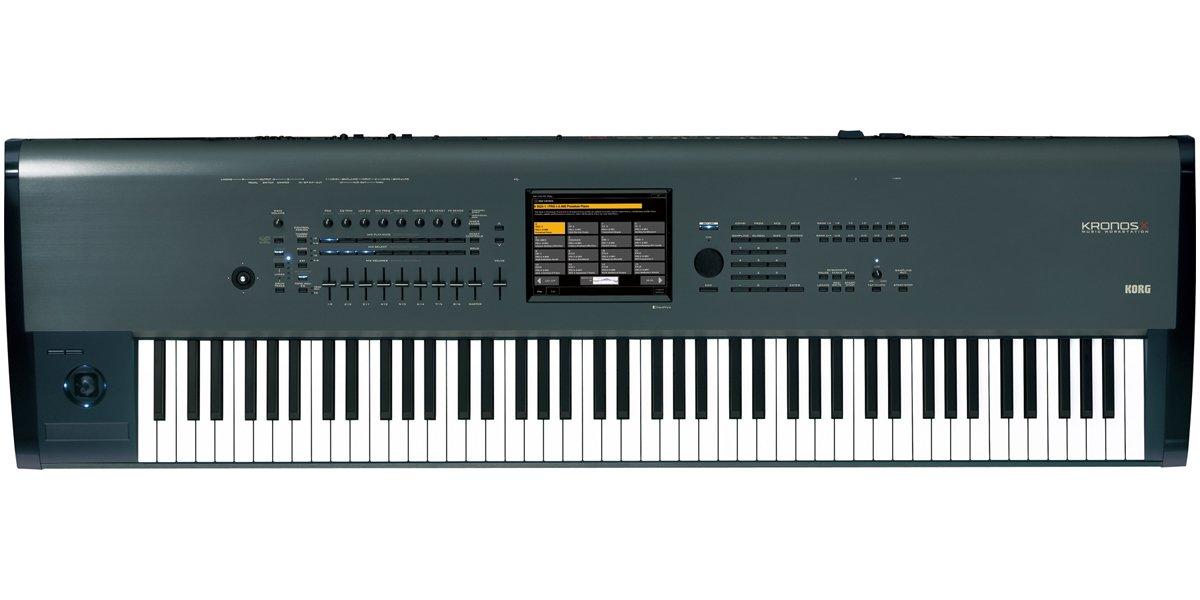 KORG KRONOSX88 88-Key Keyboard Production Station (japan import): Amazon.es: Instrumentos musicales