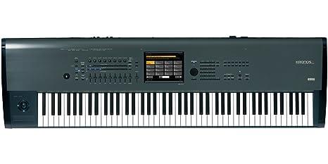 KORG KRONOS X 88 Workstations: Amazon co uk: Musical Instruments