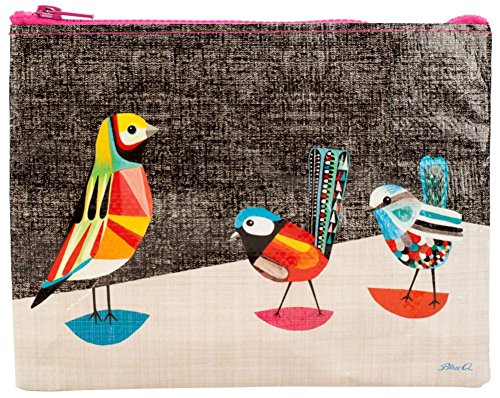 Price comparison product image Blue Q Pretty Bird Zipper Pouch