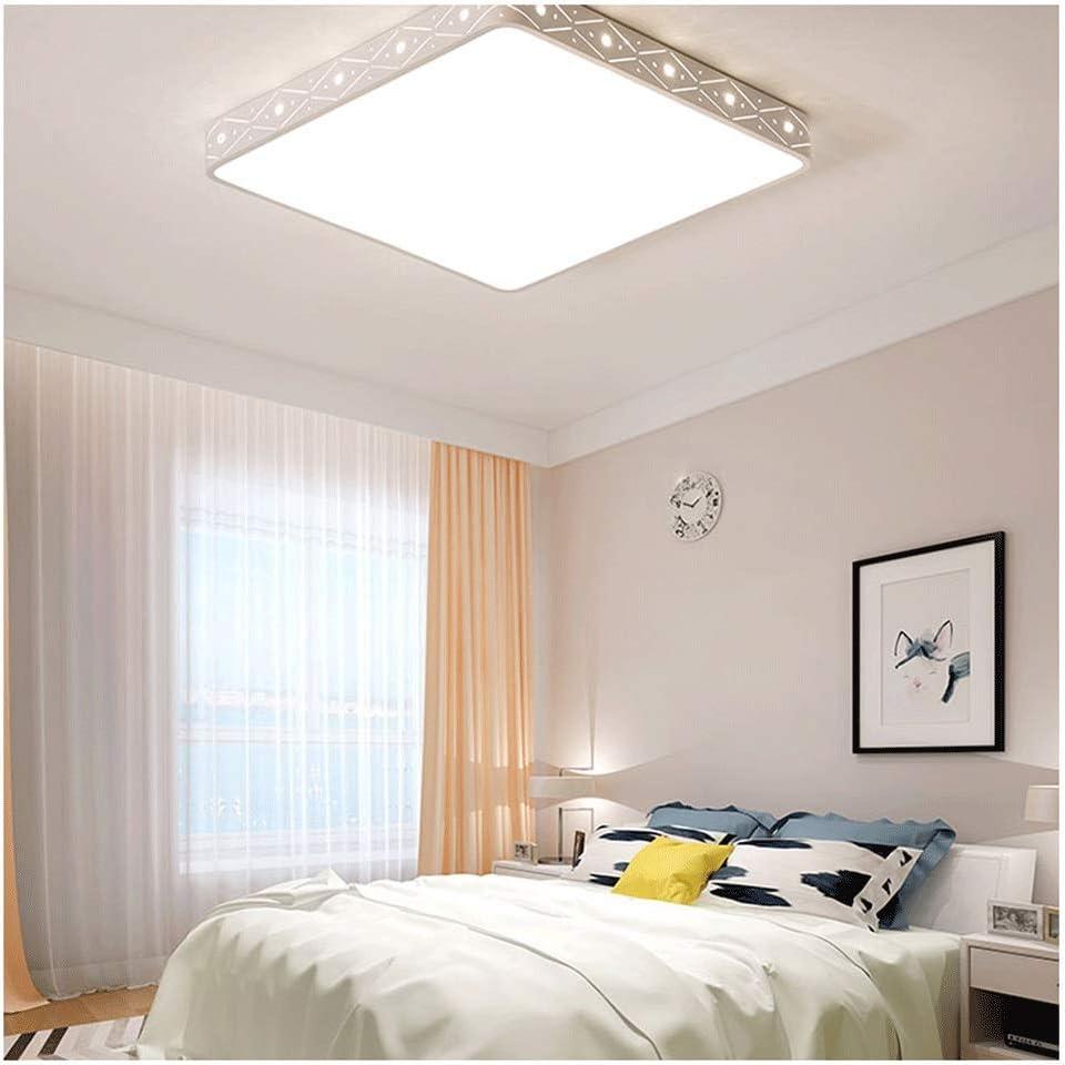 LED Smart Deckenleuchte, Dimmbar, Acryl Lampenschirm Für Wohnzimmer, Schlafzimmer, Flur, Büro, Küche, Küche, Balkon Und Esszimmer (Color : Style 2) Style 5