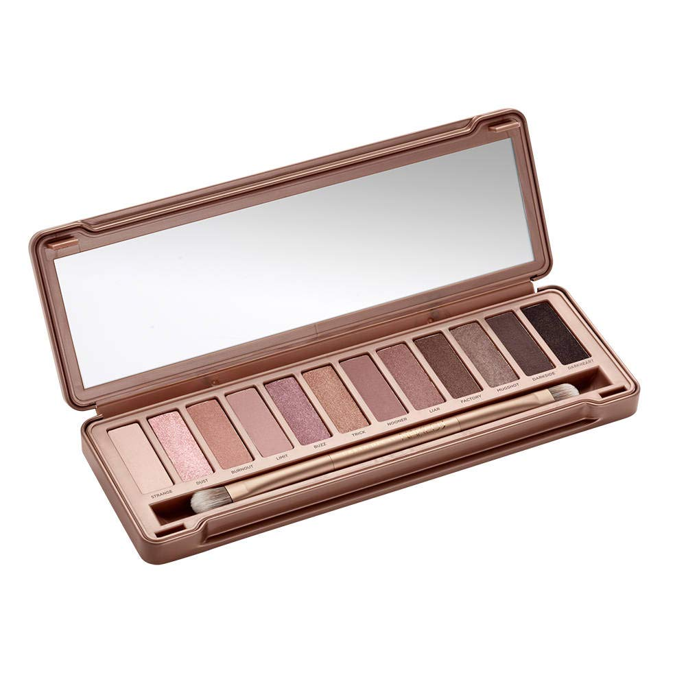 URBAN DECAY Naked 3 Eyeshadow Palette 12x Eyeshadow, 1x Doubled - NEW