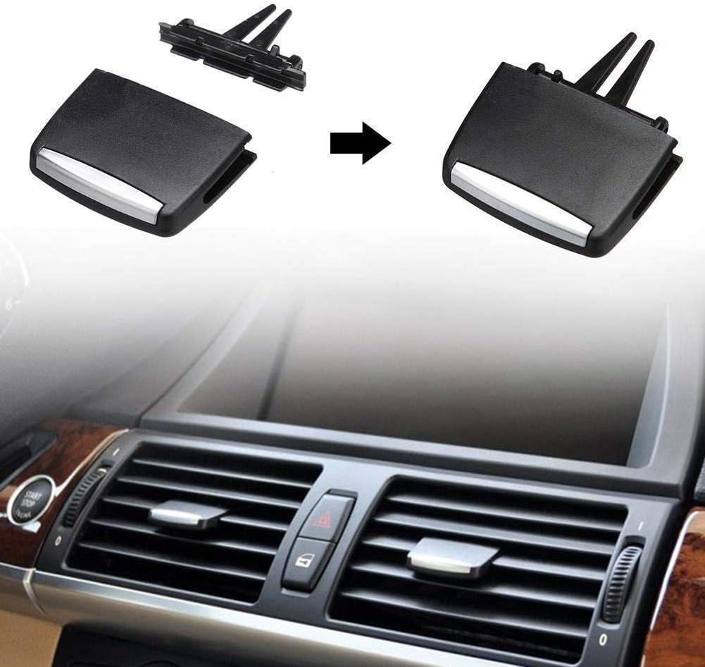 SODIAL pour BMW X5 E70 06-13 X6 E71 A//C Climatisation Sortie DA/ération Kit de R/éparation pour Pince /à Onglet