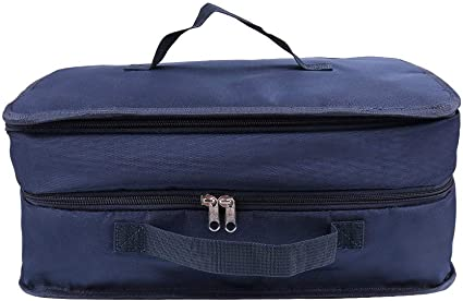 Holder Carry Zipper Pouch Organizer Shoes Storage Bag Portable Travel Luggage