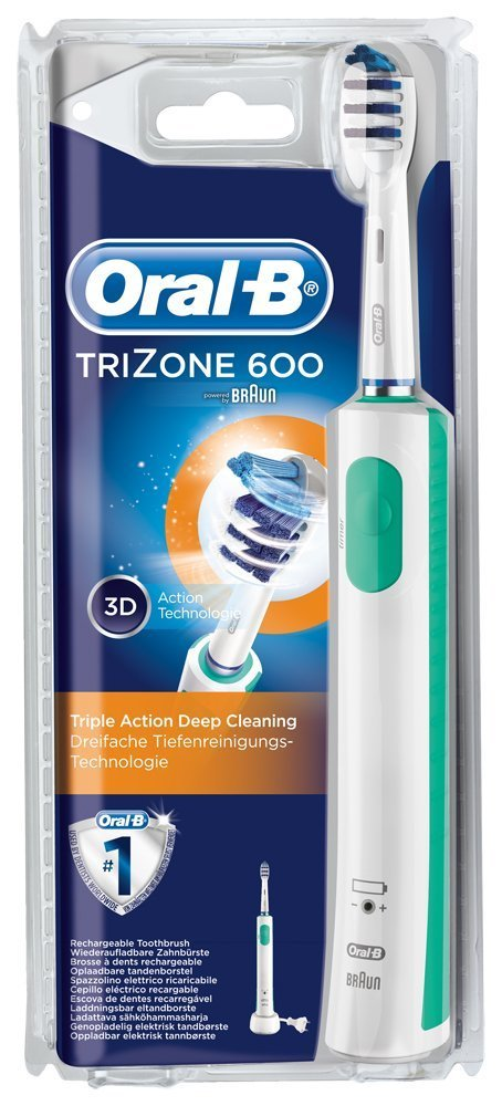 Oral B D16513TRIBLI - Cepillo de dientes: Amazon.es: Salud y cuidado personal