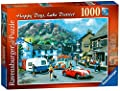 Ravensburger Happy Days - Lake District, 1000pc Jigsaw Puzzle