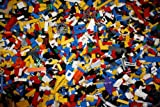 Lego 400 Random Pieces of Good Clean Used Bricks and Parts Bulk Lot
