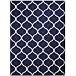 Maples Rugs Rebecca Area, Navy, 5' x 7'