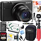 Sony RX100 V 20.1 MP Cyber-shot Digital Camera w/ 3
