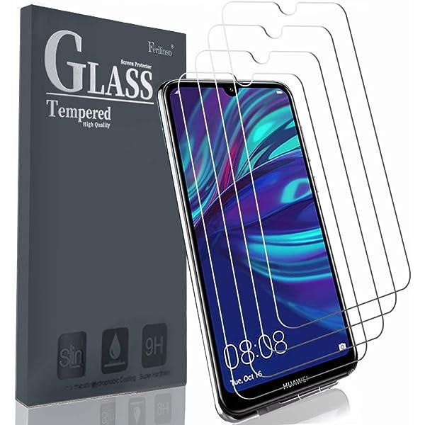 Ferilinso Cristal Templado para Huawei Y7 Pro 2019 / Huawei Y7 ...