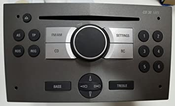 Blaupunkt car radio CD/MP3: Amazon co uk: Car & Motorbike