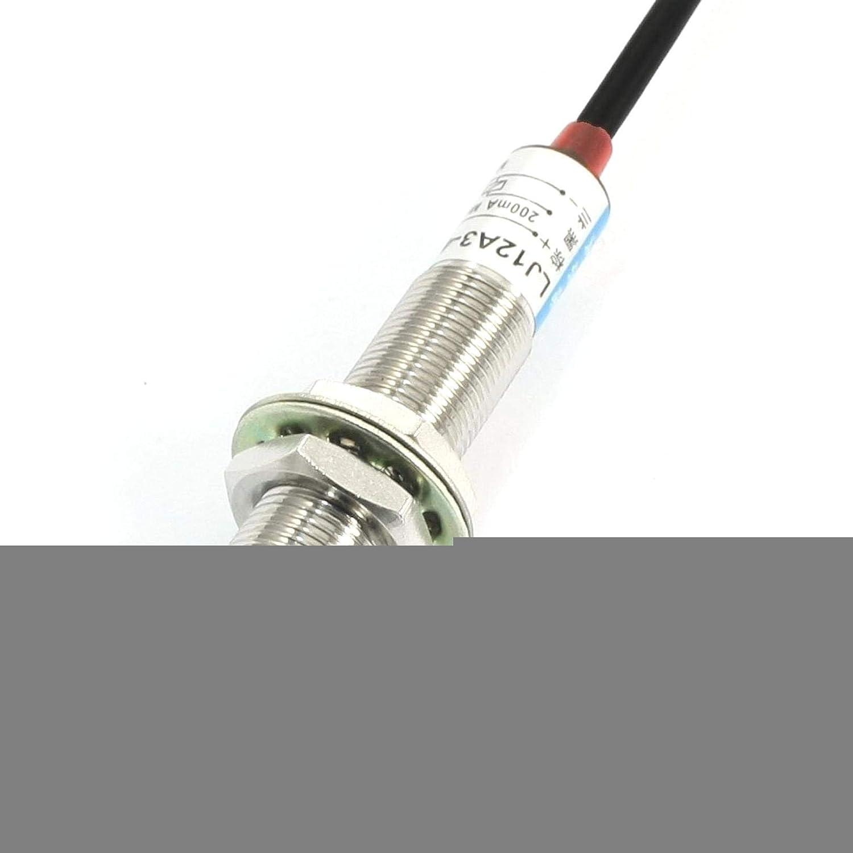 Proximity Switch LJ12A3-4-Z//BY PNP NO 4MM Inductive Proximity Sensor DC 6-36V 4ft 1.2m
