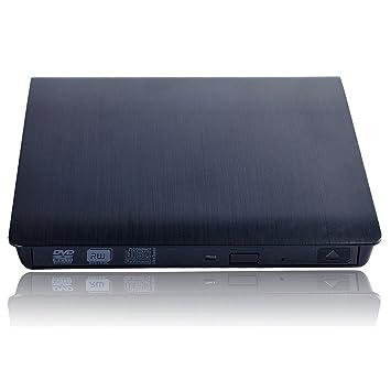 Grabadora DVD Externa, CYD USB 3.0 Unidad DVD CD Externa ...
