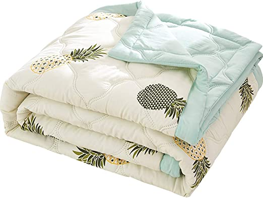 Thin Air-conditioning Quilt Washed Cotton Summer Quilt Summer Dormitory Supplies