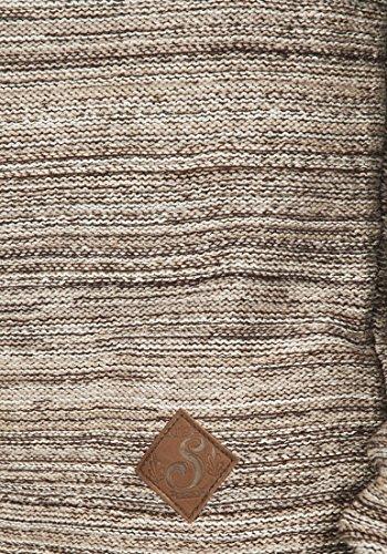 Shawl Solid Dune Maglione 5409 Miles Uomo Da qF5PrCwF