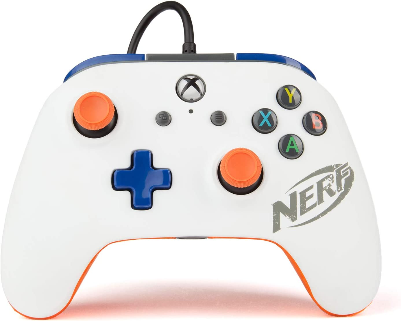 Amazon com: PowerA Wired Controller for Xbox One - Nerf