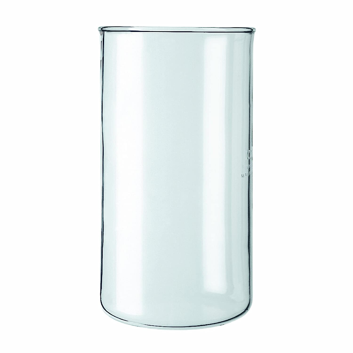 34-Ounce 01-10945-10 Bodum Spoutless Spare Glass for Locking Lid 8 Cup Coffee Presses