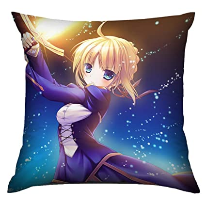 Amazon.com: touirch recámara Anime Fate Stay Night Sabre ...