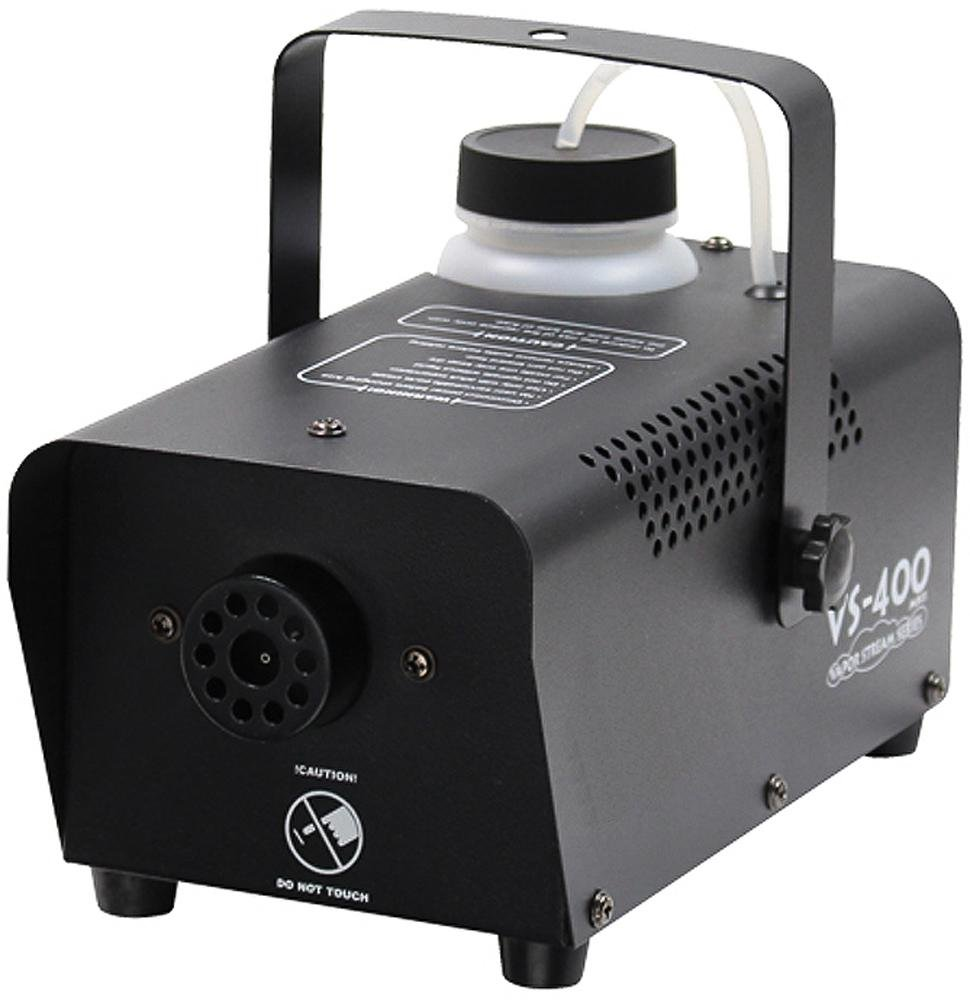 FOG MACHINE 400W ON/OFF REMOTE External Depth 240mm External Length/Height 150mm External Width 14
