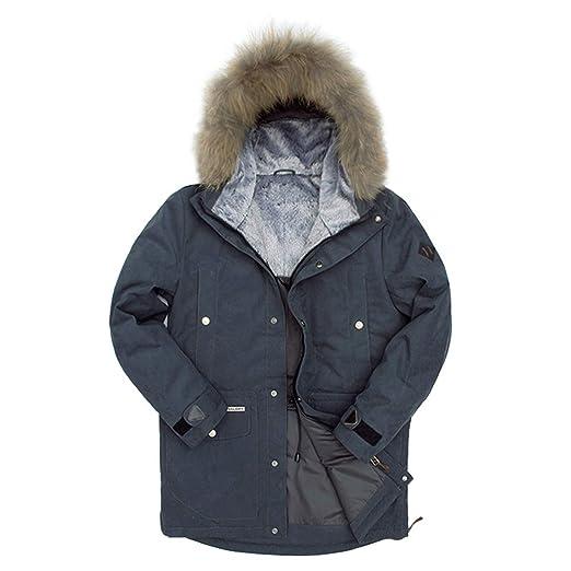 Men Winter Jackets Down Coats Thick Wellensteyn Goose Parka