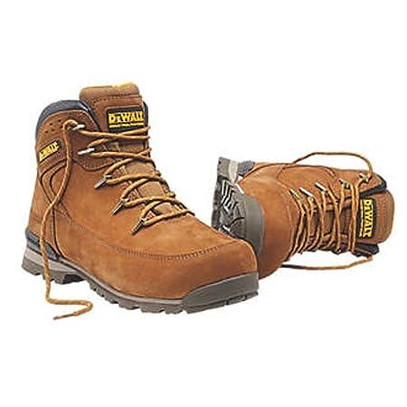 57b54c187a9 DeWalt Hydrogen Safety Boots Tan Size 12: Amazon.co.uk: DIY & Tools