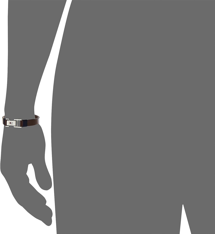 2790227S Tommy Hilfiger Acier Bracelets en Corde Hommes