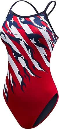 TYR Women's Allegiance Diamond Fit Swimsuit