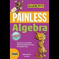 Painless Algebra (Painless Series) (English Edition)