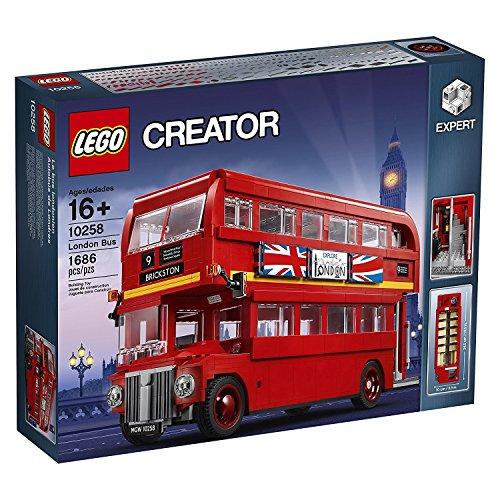[해외] 레고(LEGO)크리에이터 런던 버스│ LEGO CREATOR EXPERT 10258 LONDON BUS【10258】
