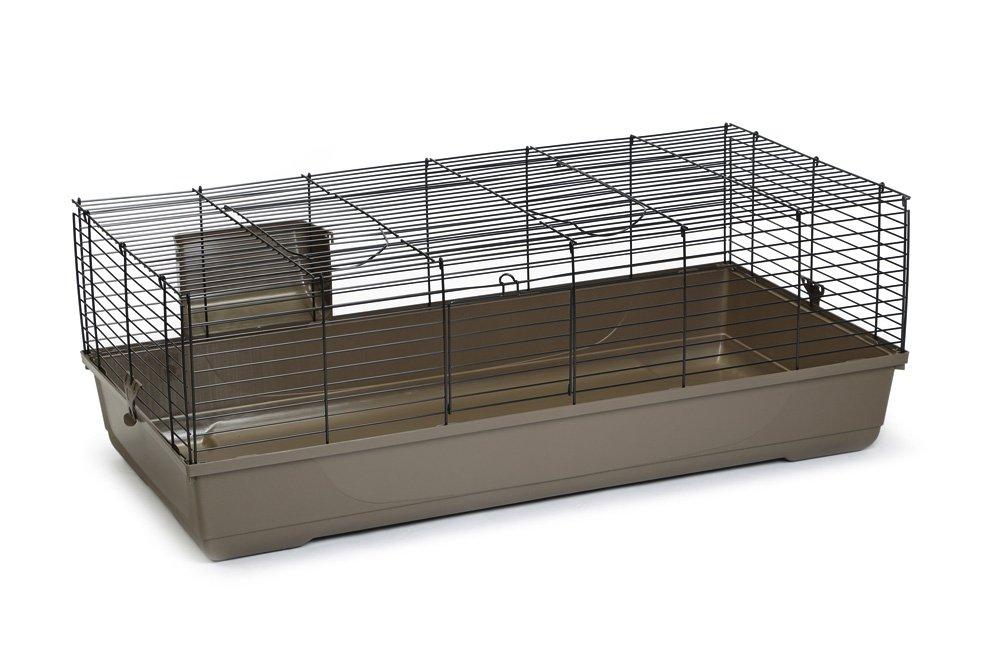 59 cm Beeztees Baldo Mocha Rabbit Cage, 59 cm