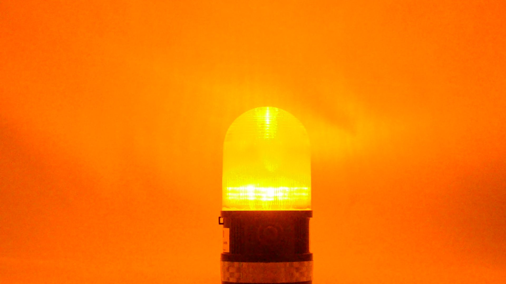 P6LM LED Portable Safety Lights Personal Hazard Light (AMBER)