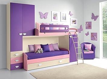 Kleines Zimmer In Blanca Brucke Brucke Kleiderschrank Dachboden