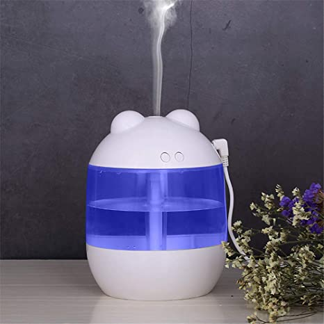 Gaddrt® Air Purifier 700ML Air Aroma Essential Oil Diffuser