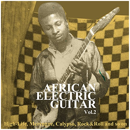 African Electric Guitar Vol.2,.