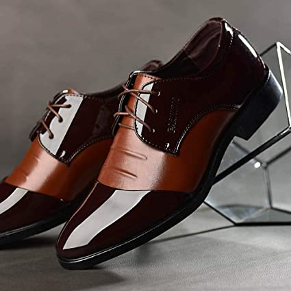 JiaMeng Zapatos Casuales para Hombres Otoño Invierno Scrub Leather Zapatos Transpirables Antideslizantes Deportivos Zapatos Inferiores Gruesos Casuales: ...