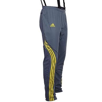 adidas Athleten Hose DSV Aufwärmhose Biathlon Langlauf