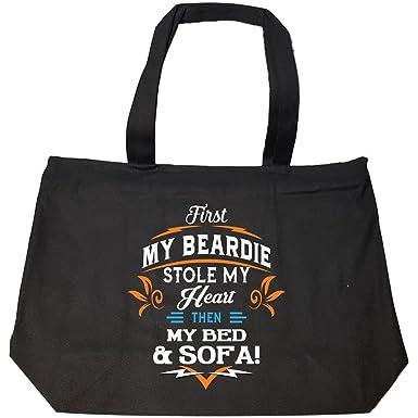 Amazon.com: Bearded Dragon Regalos – Mi beardie Stole My ...