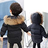 Boys Down Jacket Breathable Soft Winter DownCoat